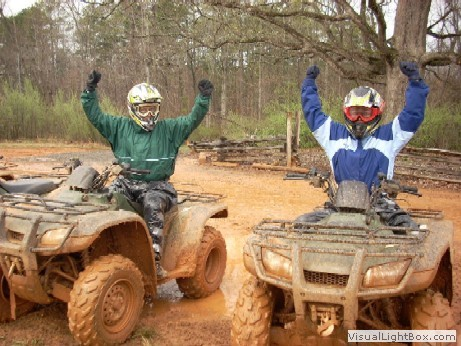 bow weekend atv