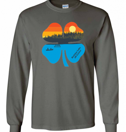 Gray Long-Sleeve