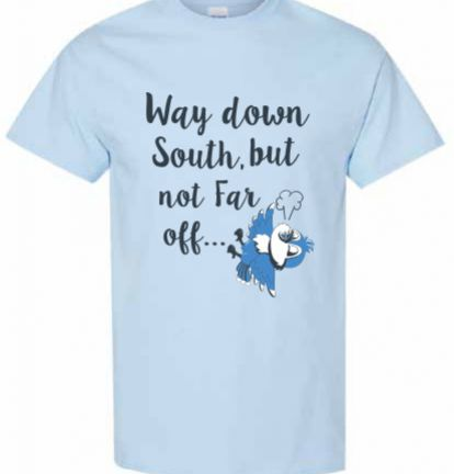 Way Down South T-Shirt